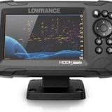 Lowrance Hook Reveal 5 Splitshot – Fishfinder